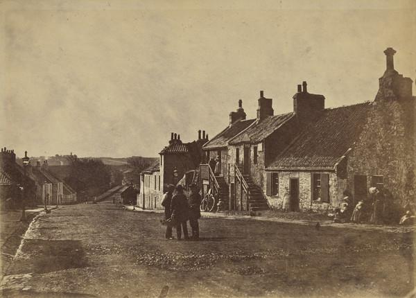 Unknown village street