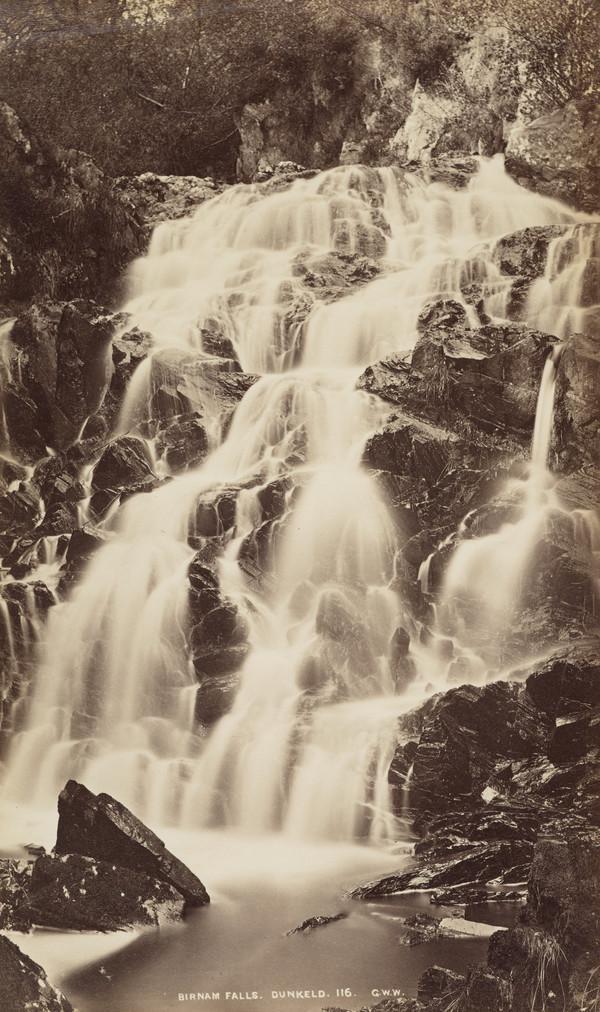 Birnam Falls, Dunkeld