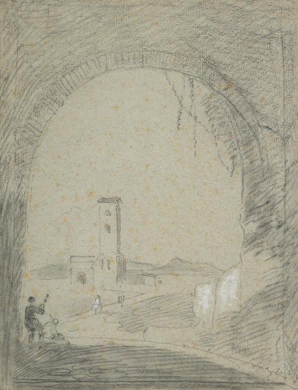 Torre del Fiscale near Rome