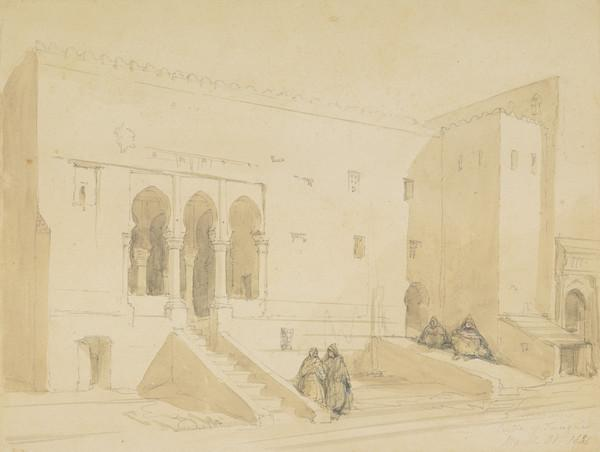 Treasury, Castle of Tangier