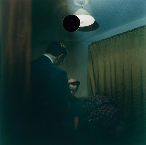 Untitled (Doctor with Patient in his Bedroom)