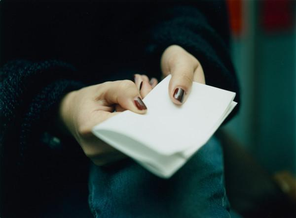 Untitled (Hands with Prescription?)