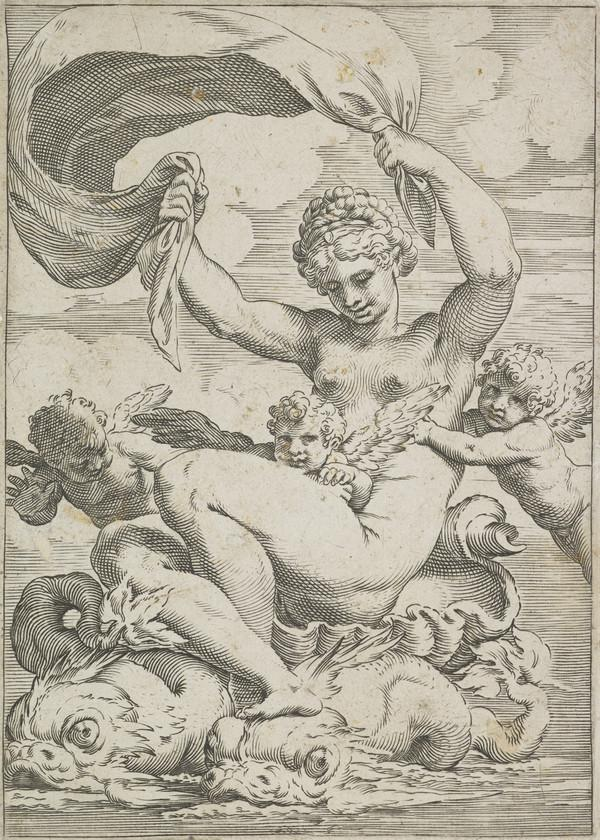 Venus Marina (About 1590)