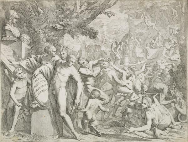 Altro diletto ch'imparar non trovo (About 1644)