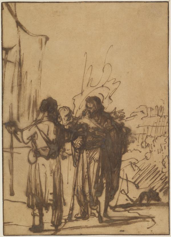 Christ at Emmaus (late 1630s)