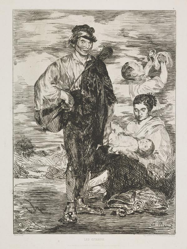 Les Gitanos (The Gypsies)