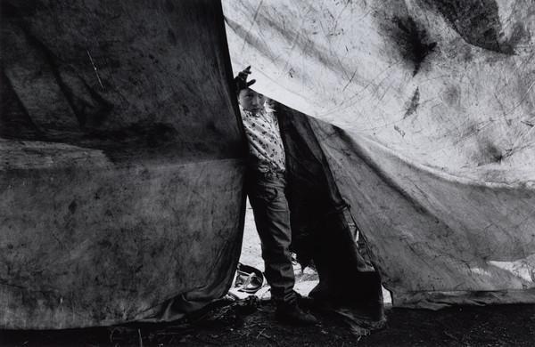Calderari Gypsy Child, Sintesti, Romania (1993)