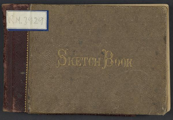 A Sketchbook (About 1883)