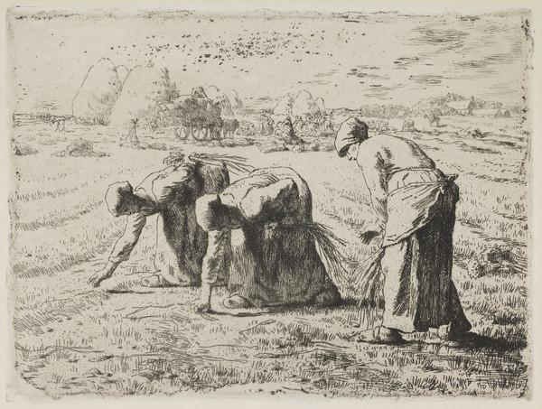 The Gleaners (1856)