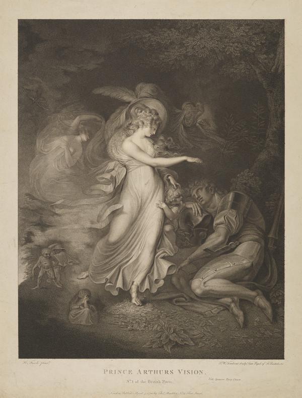 Prince Arthur's Vision (1788)