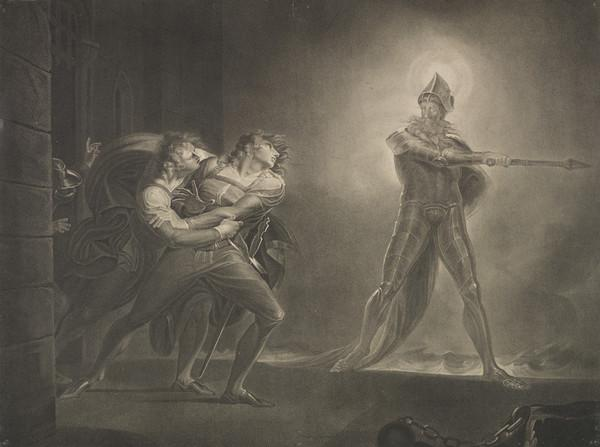 The Appearance of the Ghost (from Hamlet)