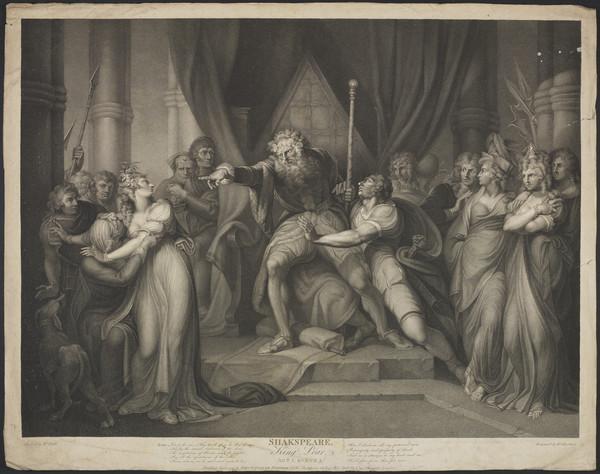 Shakespeare: King Lear (1792)