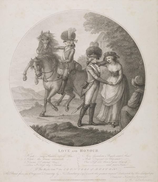 Love and Honour (1785)