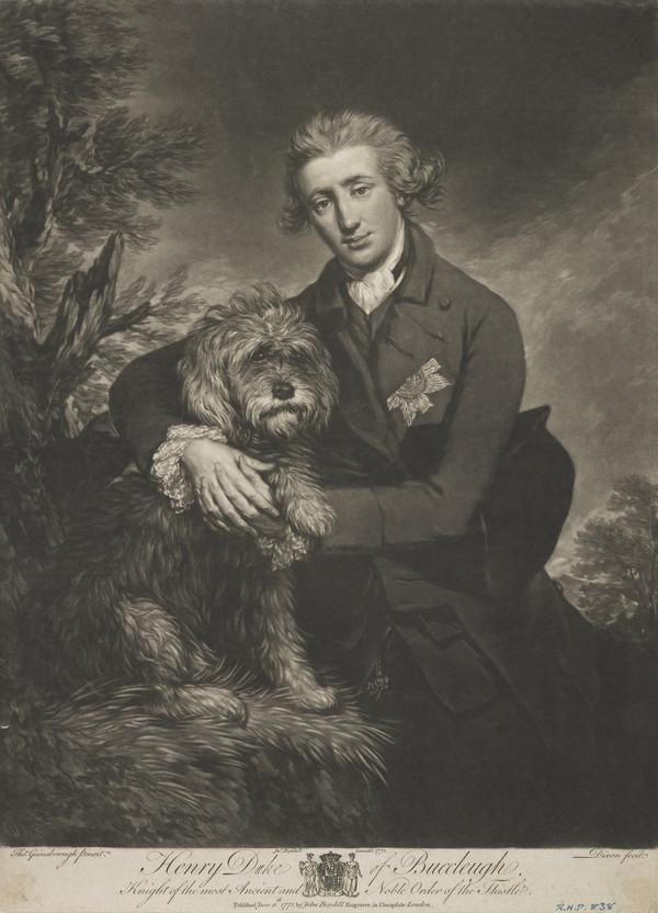 Henry Scott, 3rd Duke of Buccleuch and 5th Duke of Queensberry, 1746 - 1812 (1771)