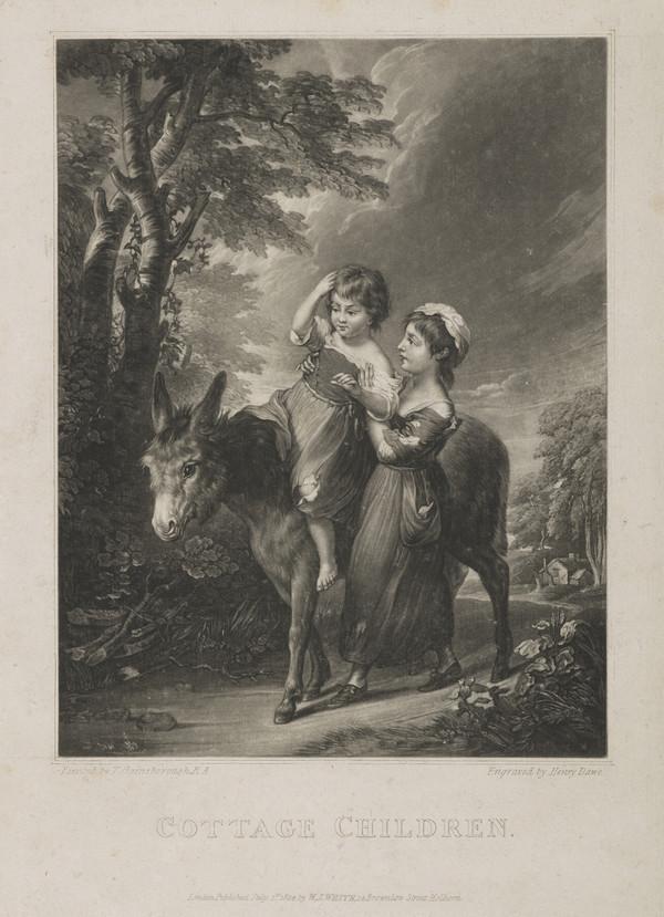 Cottage Children (1824)