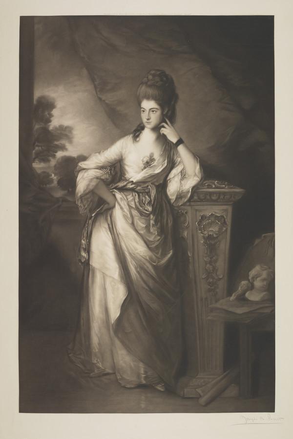 Penelope, Viscountess Ligonier (1902)