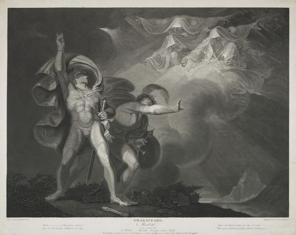 Shakespeare: Macbeth (1798)