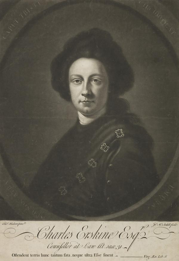 Charles Erskine (1716 - 1749)