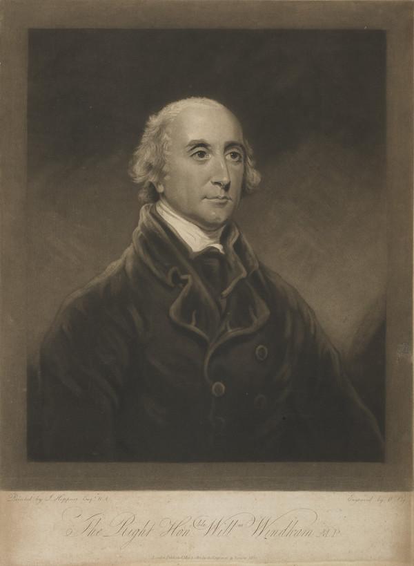 The Right Honourable William Windham M.P. (1803)