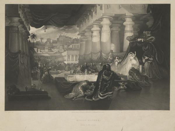Queen Esther (1834)
