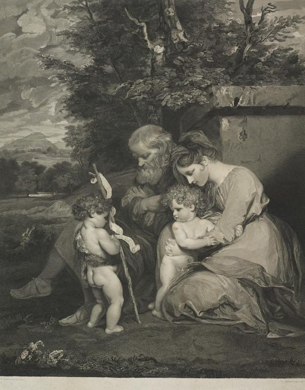 The Holy Family with the Young Saint John (1792)