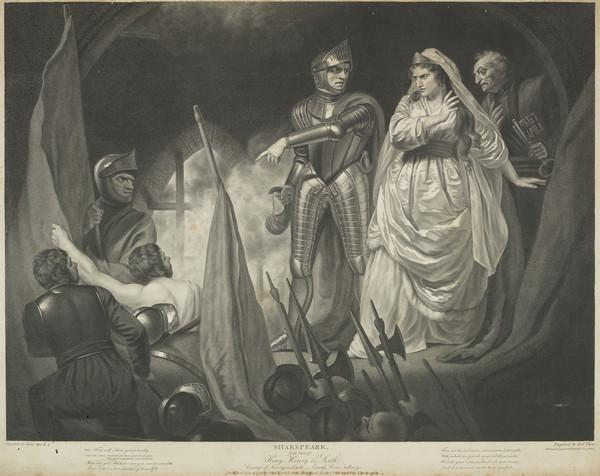 Shakespeare: First Part of King Henry the Sixth (1796)
