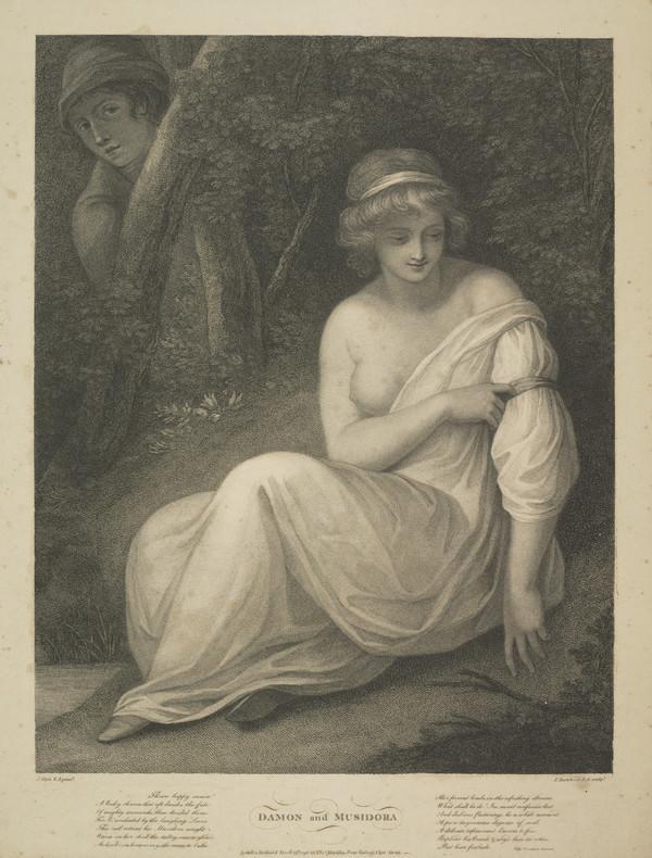 Damon and Musidora (1796)