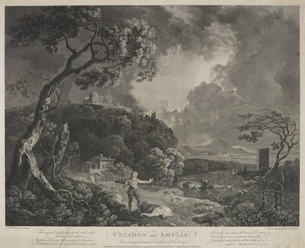 Celadon and Amelia (1776)