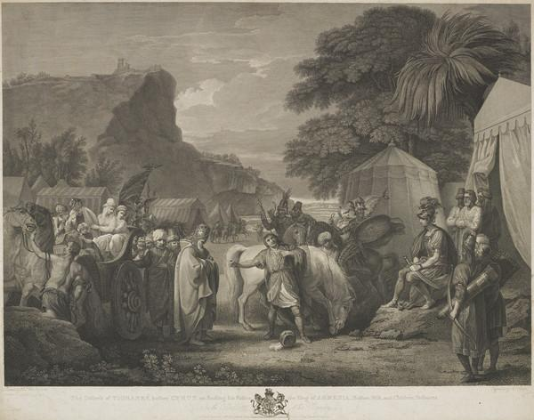 The Distress of Tigranes before Cyrus (1788)