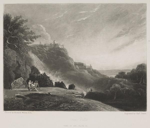 Maecenus' Villa