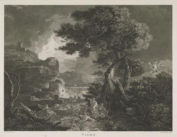 Niobe (1816)