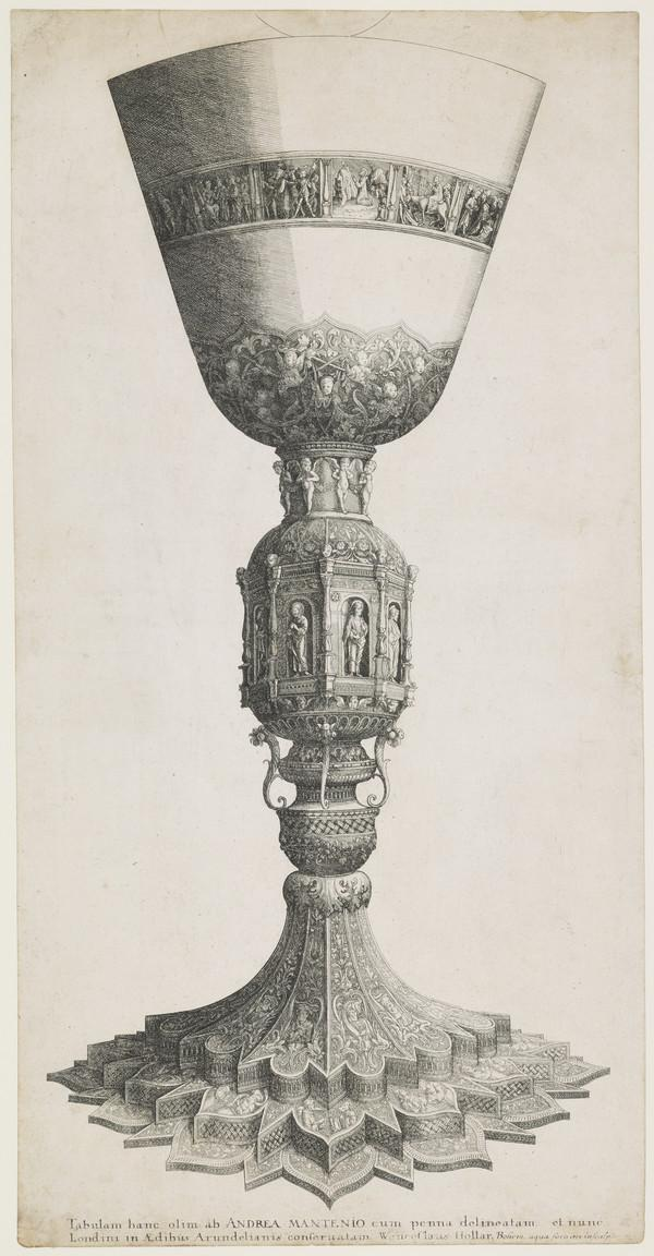 Design for a Large Chalice