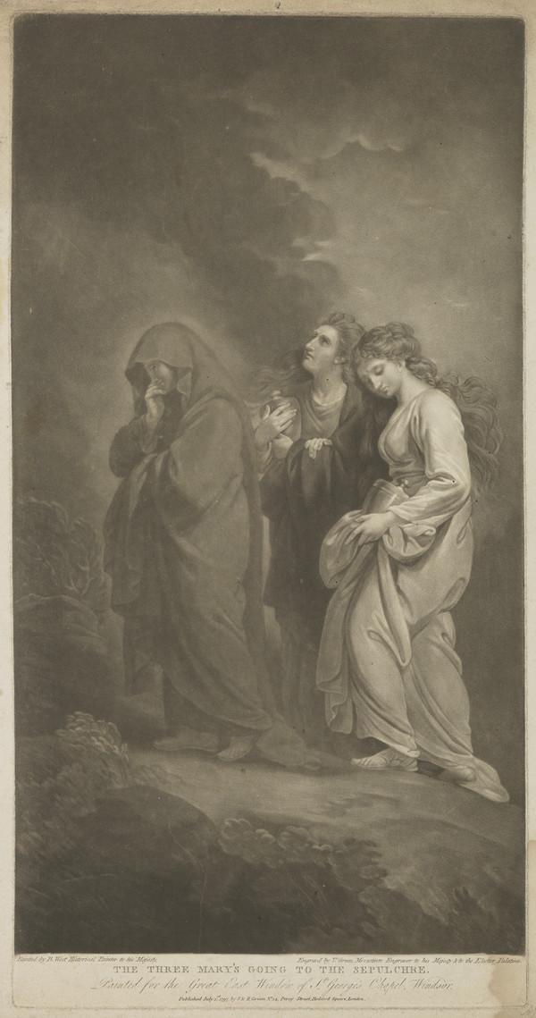 The Three Marys Going to the Sepulchre (1797)