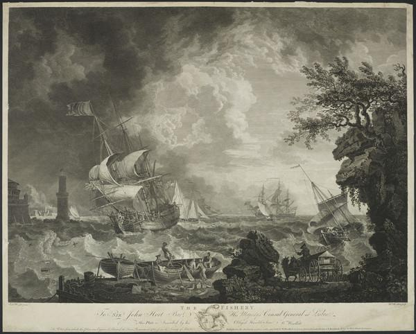 The Fishery (1768)