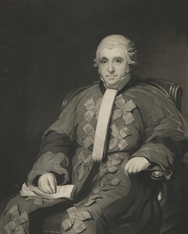 David Cathcart, Lord Alloway, 1764 - 1829. Lord Justiciary in Scotland
