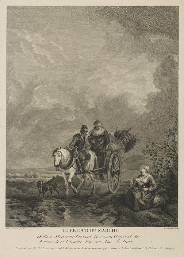 Le Retour du Marché (1735-1769)