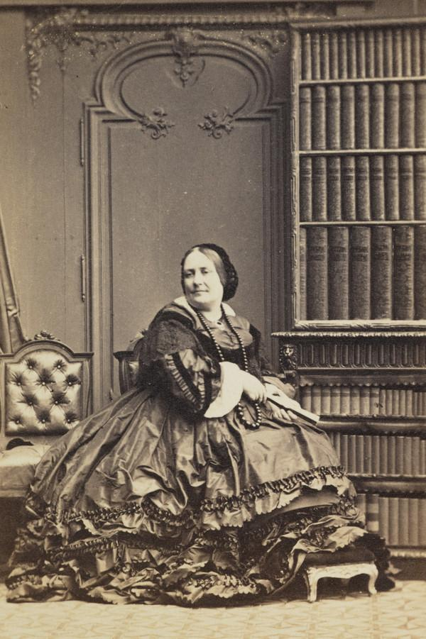 Unknown Woman (1860s)