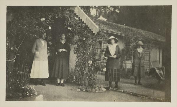 Isabella McNair and Three Women