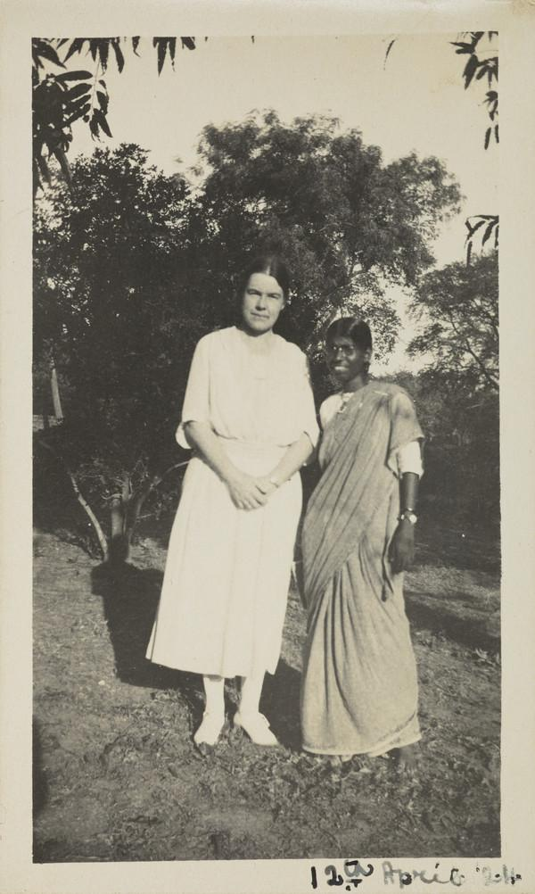 Isabella McNair and Woman (12 April 1964)
