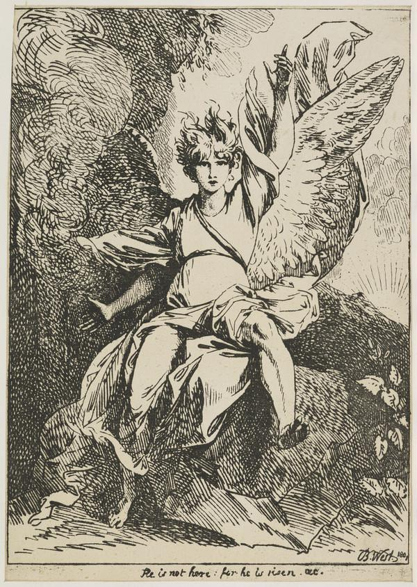 Angel of the Resurrection (1803)