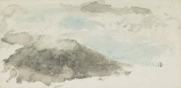 Hills and Clouds, Arran