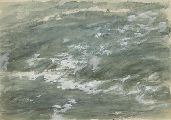 Sketch of a Choppy Sea