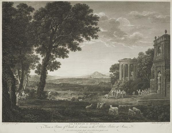 The Temple of Apollo (1760)