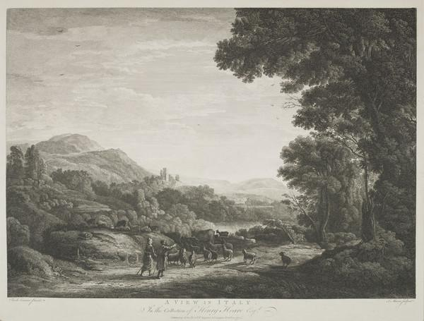 A View in Italy (1774)