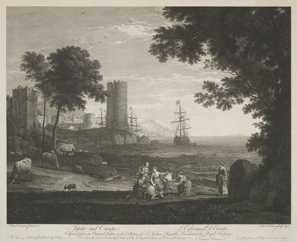 Jupiter and Europa (1771)