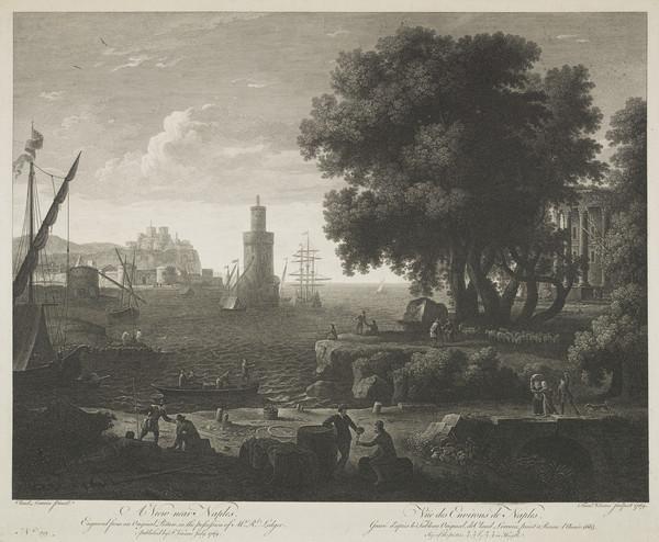 View Near Naples (1769)