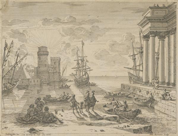 Seaport (1660)