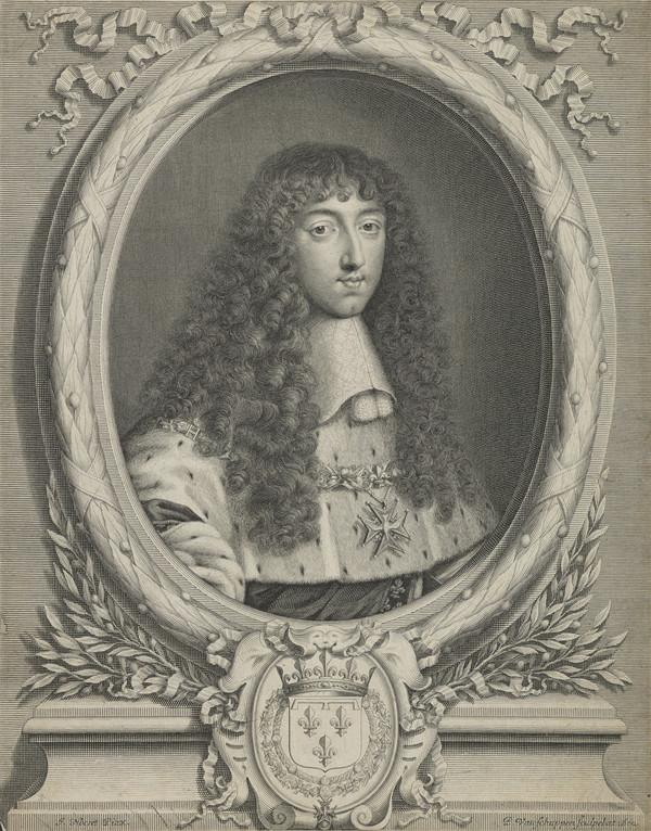 Louis XIV, King of France (1660)