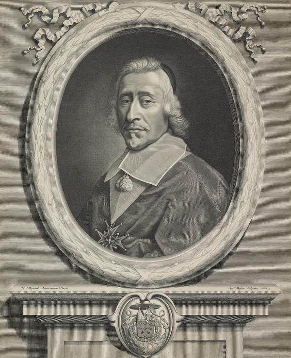 Harduin de Beaumont, Archbishop of Paris (1664)
