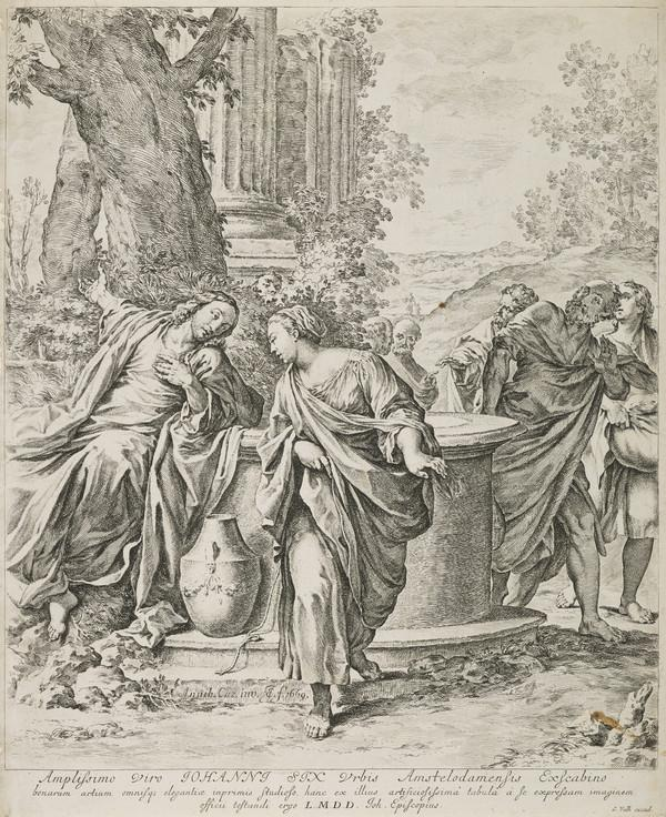 Christ and the Woman of Samaria (1669)